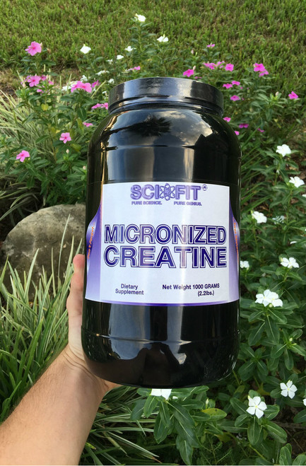 Creatine Monohydrate Micronized  1000 GRAMS