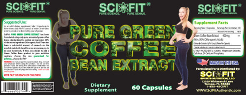 Green Coffee Bean (400mg)