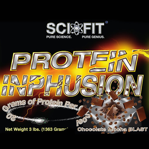 Protein INPHUSION (3lb) - Chocolate Mocha