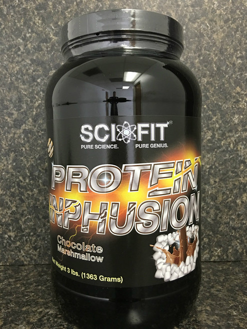 Protein INPHUSION (3lb) - Chocolate Marshmallow