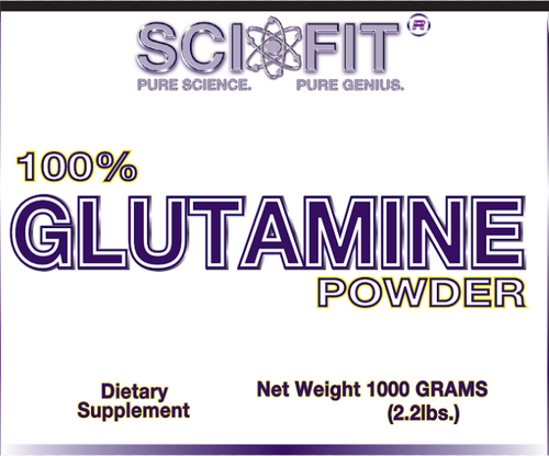 Glutamine Powder 1000g