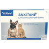 Anxitane S Chewable Tablets for Dogs & Cats (under 22 lbs, 30 ct.)