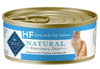 Blue Natural HF Hydrolyzed for Food Intolerance Canned Cat Food (24/5.5 oz Cans)