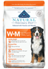 Blue Natural W+M Weight Management + Mobility Support Dry Dog Food (6 lbs)