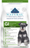 Blue Natural GI Gastrointestinal Support Low Fat Dry Dog Food (6 lb)