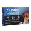 Capstar Tablets for Small Dogs 2-25 lbs (6 Dose)