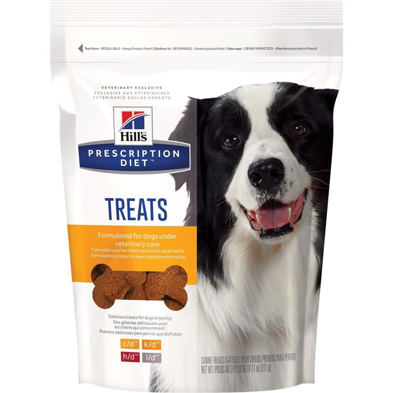 Hills Prescription Canine Treats (11 oz Pouch)