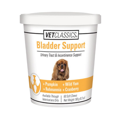 Bladder Support Soft Chews for Dogs (60 count)