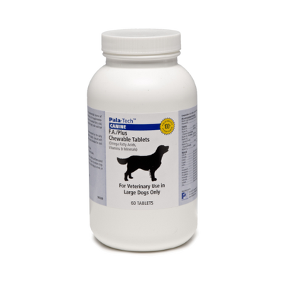Canine F.A. Plus Chewable Tablets for Dogs