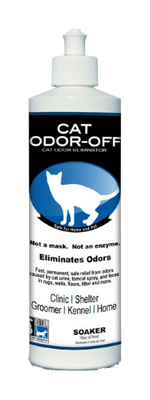 Cat Odor-Off Eliminator - Soaker