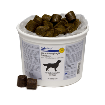 Cease Coprophagia Soft Chews for Dogs