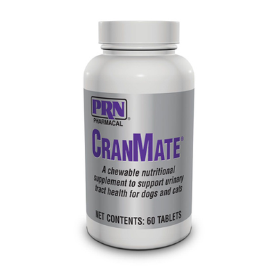 CranMate Chewable Tablets for Dogs and Cats