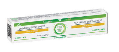 Enzadent Enzymatic Toothpaste (Poultry Flavor)
