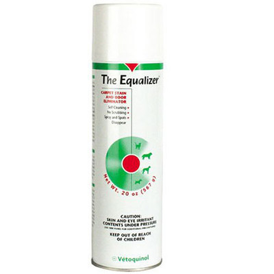 Vet Solutions Equalizer Carpet Stain and Odor Eliminator
