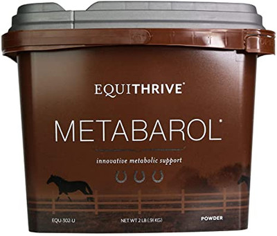 Equithrive Metabarol - Metabolic Support for Horses (2 lb.)