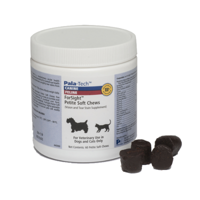 ForSight Petite Soft Chews for Dogs and Cats
