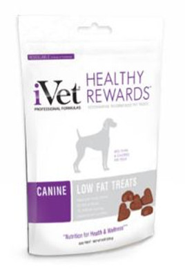 Healthy Rewards Canine Low Fat Treats (8 oz.)