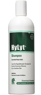 HyLyt Hypoallergenic Shampoo for Dogs & Cats (16 oz.)