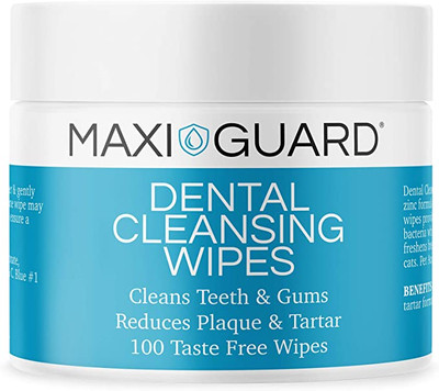 Maxi/Guard Oral Cleansing Wipes (100 ct.)
