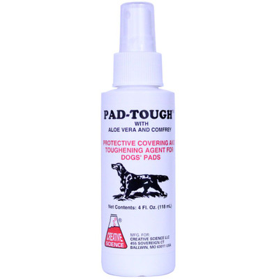 Pad-Tough Protective Covering Agent (4 oz.)