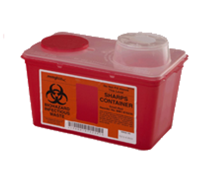 Sharps Container (4 quart)