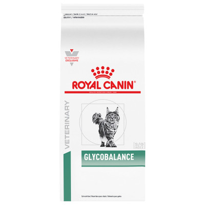 Royal Canin Glycobalance Dry Cat Food (4.4 lb)