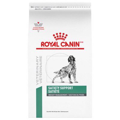 Satiety Support Dry Dog Food (17.6 lb)