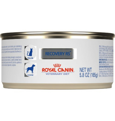 Recovery RS Canned for Dogs and Cats (24/5.8 oz Cans)