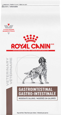 Royal Canin Canine Gastrointestinal Moderate Calorie (22 lb)