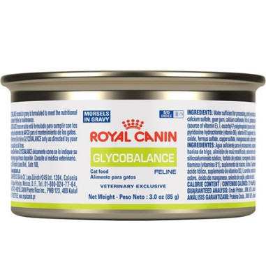 Glycobalance MIG Canned Cat Food (24/3 oz Cans)