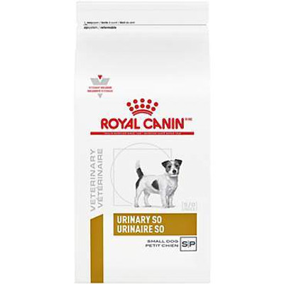 Royal Canin Veterinary Diets Urinary SO Small Dog (8.8 lb) Dry Dog Food