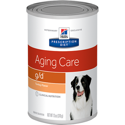 Aging Care g/d Wet Dog Food (12/13 oz Cans)