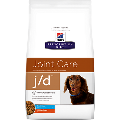 Joint Care j/d Small Bites Dry Dog Food (8.5 lb)