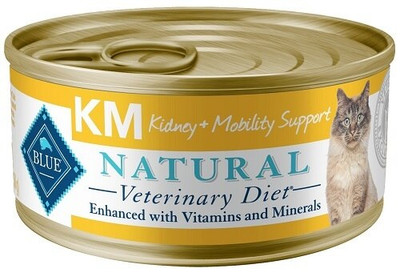 KM Kidney + Mobility Support Canned Cat Food (24/5.5 oz Cans)