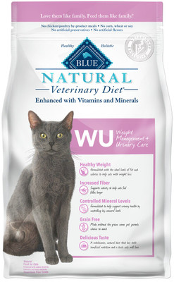 WU Weight Management + Urinary Care  Dry Cat Food (16 lb)