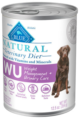 WU Weight Management + Urinary Care Canned Dog Food (12.5 oz Cans)
