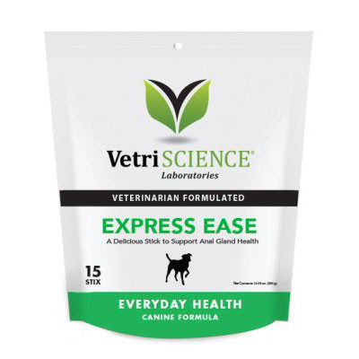 Express Ease Chewable Sticks for Dogs (15 sticks)