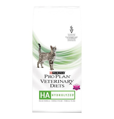 HA Hydrolyzed Dry Cat Food (4 lb)