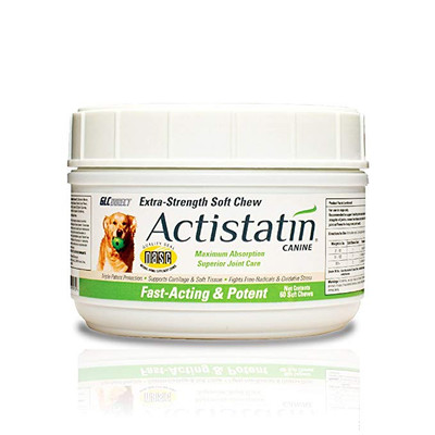 Actistatin Extra Strength for Large Dogs (60 Soft Chews)