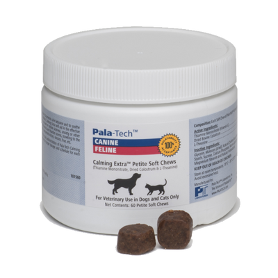 Calming Extra Petite Soft Chews for Dogs & Cats (60 ct.)