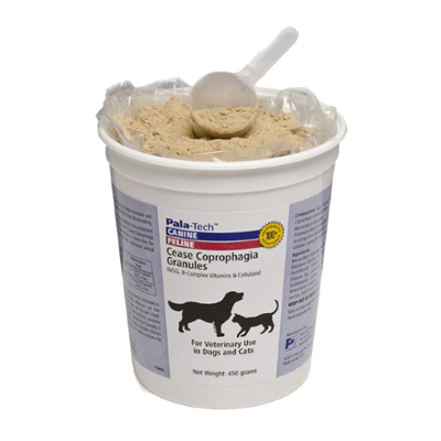 Cease Coprophagia Granules for Dogs (450 gm.)