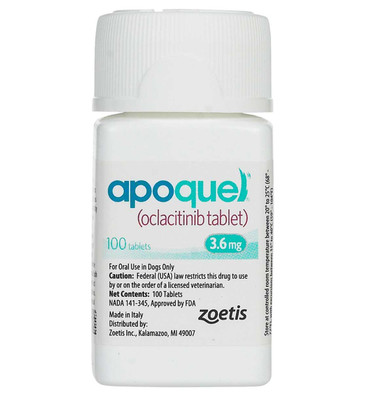 Apoquel Tablets for Dogs (3.6 mg)