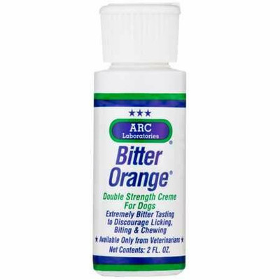 ARC Bitter Orange (2 oz.) Double Strength Creme for Dogs