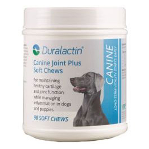 Duralactin Joint Plus Soft Chews for Dogs