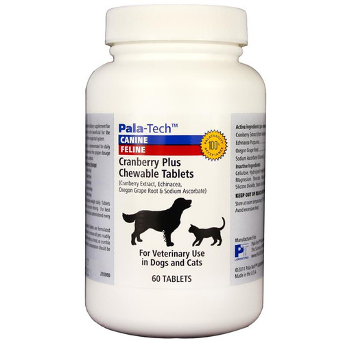 Potassium Citrate Plus Cranberry Tablets for Dogs (100 Tabs)