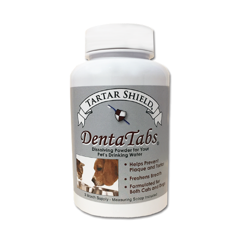 Tartar Shield DentaTabs (90 Dissolving Tablets)