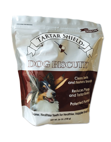 Tartar Shield Biscuits for Dogs (26 oz.)