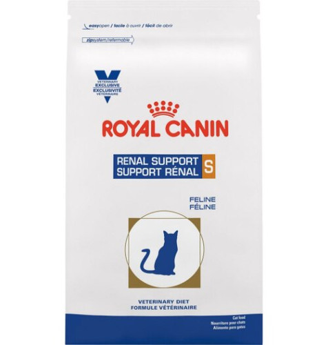 Renal Support S Dry Cat Food (3 lb)