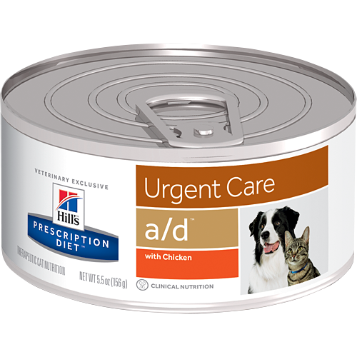 Urgent Care a/d for Cats and Dogs (24/5.5 oz Cans)