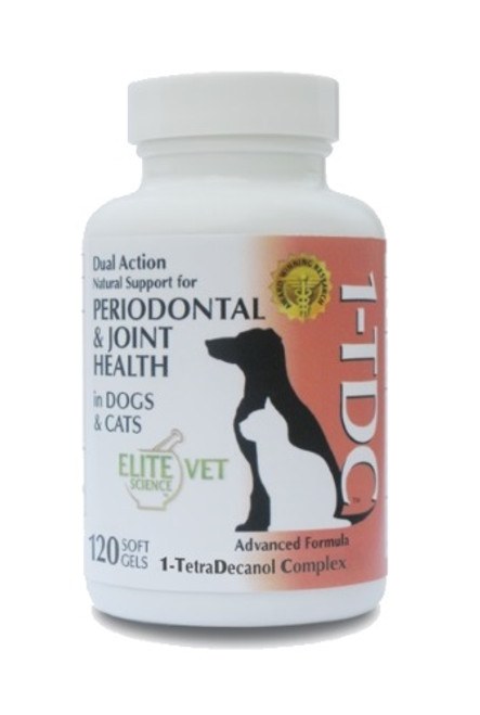 1-TDC Periodontal & Joint Health Soft Gels (120 Count)
